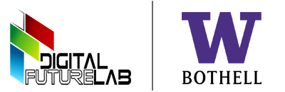 DFL and UW Bothell logos
